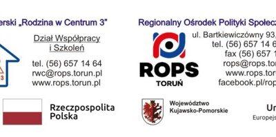 ROPS Toruń – szkolenia dla rodzin zastępczych